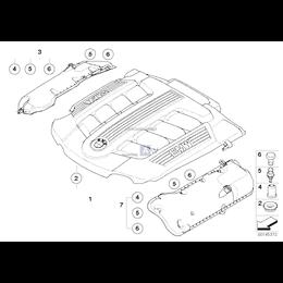 Osłona przeciwdźwiękowa - 11147791990