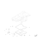 Uszczelka metalowa - 11137509619