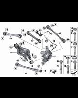 Czujnik ABS DSC tył BMW F20 F21 F22 F23 F30 F31 F32 F33 F34 F36 - 34526791225