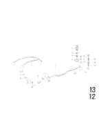 Adjusting screw - 13211251367