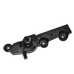 Uchwyt OBD i rygiel pokrywy silnika BMW E60 E61 520 523 525 528 530 535 540 545 550 M5 - 51439143458