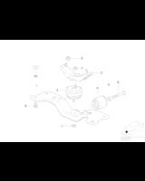 Adapter podstawy skrzyni biegów - 23701141846