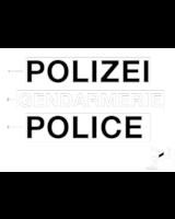 """Dla samochodów z Napis """"Police"""", Napis """"Police"""" - 51142317506"""