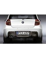 Dyfuzor BMW Performance z carbonu do pakietu aerodynamicznego typu M BMW E81 E87 E87 LCI - 51120413901