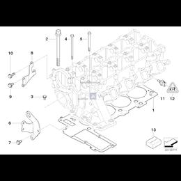 Uszczelka głow. silnika bezazbestowa - 11122247500