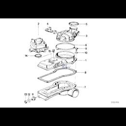 Element wlotowy - 13511267133