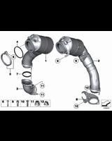 AT-Katalizator wstępny, cyl.1-4 - 18327645232