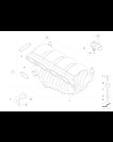 Czujnik ciśnienia MINI R55 R56 R57 One Cooper - 13627539811