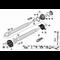 Przegub elastyczny wału BMW E60 E61 E63 E64 E90 E92 E93 M5 M3 S65 S85 - 26112282573