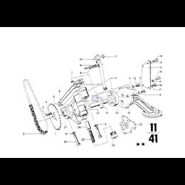 Przewód elastyczny ciśnieniowy - 11411256970