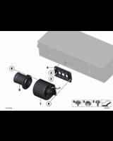 Adapter dmuchawy PEU - 12904573080