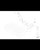 Chłodnica spalin MINI R55 R56 Cooper D - 11717804953
