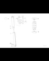 Amortyzatory tył E36 compact E30 - Oryginał BMW - 33521091999