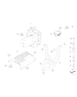 Agregat hydrauliczny DXC - 34506785075