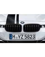 Atrapa nerka lewa czarna BMW Performance F30 F30N F31 F31N 316 318 320 325 328 330 335 340 - 51712240775
