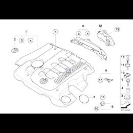 Osłona przeciwdźwiękowa - 11147807242