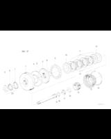 3HP22, Cylinder - 24211206821