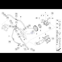 Przewód elastyczny ciśnieniowy - 11367838669