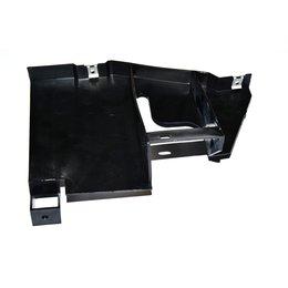 Uchwyt osłona ekranu przedziału silnika lewa BMW E83 E83N X3 2,0d 2,5i 2,0i 3,0d 3,0i 3,0si 3,0sd 2,5si - 51713404139
