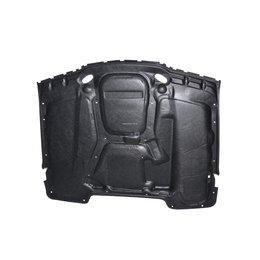 Izolacja dźwiękowa pokrywy silnika wygłuszenia maski BMW E36 Coupe Cabrio 318is 318i 320i 323i 325i 328i M3 - 51488151438