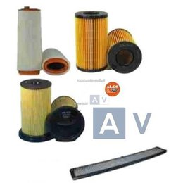 Zestaw filtrów BMW E46 318d 320d