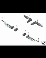 Adapter uchwytu kierunkowskazu - 63138535564