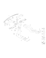 Adapter, przew. pow., tył, pr. - 64226956698