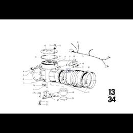 Osłona gumowa - 13721255000