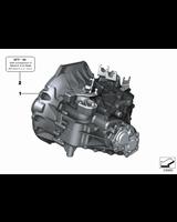 AT-Skrzynia biegów 6-biegowa - 23007610162
