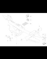 Absorber uderzenia lewy - 71606776681