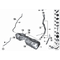 Korek paliwa BMW E90 E81 E39 E46 E60 E61 E63 E65 E70 E71 E83 F01 MINI R50 R52 R53 - 16117222391