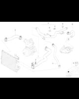 Śruba odpowietrznika chłodnicy BMW E38 E39 E46 E53 E60 E61 E63 E70 E81 E87 E90 E91 F10 F15 F20 F30 G11 MINI - 11537793373