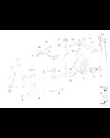 Czujnik impulsów DSC tylny - 34526761651