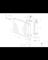 Czujnik poziomu wody BMW E30 318is E36 320 323 325 328 E34 518 520 525 - 61311384739