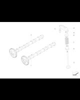 Popychacz hydrauliczny BMW E60 E90 E87 E65 DIESEL - 11332249817