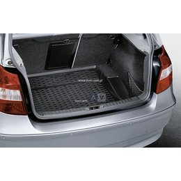 Wykładzina gumowa do bagażnika BMW E81 E87 - 51470392245