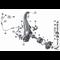 Czujnik impulsów DSC przód BMW F07 F10 F11 F12 F01 520 523 525 528 530 535 550 730 740 750 760 - 34526782099
