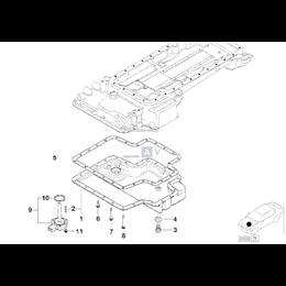 Uszczelka metalowa - 11137500261