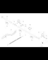 Dysza spryskiwacza lewa podgrzewana - 61668374365