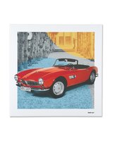 Obraz na płótnie BMW Classic BMW 507 - 80232463133
