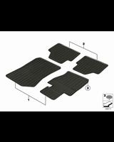 All-weather floor mats, front - 51472181587