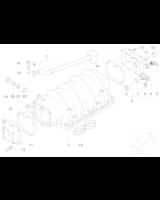 Odma oddzielacz oleju BMW E53 X5 4,4i 4,6is M62 - 11617508541