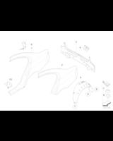Blacha wzmacniająca progu - 41217275566