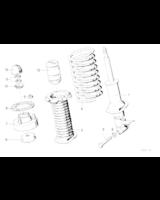 Amortyzator tylny prawy - 37122225775