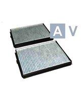 Filtr kabinowy węglowy BMW E39 520 523 525 528 530 535 540 M5 - 64112182533