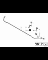 Guma stabilizatora tył MINI R55 R52 R56 R57 R59 R60 1,6 2,0 - 33556756151