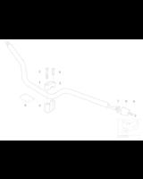 Amortyzator drgań kierownicy - 32712333219