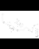 Łącznik stabilizatora przedn. lewy - 37116771929