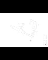 Amortyzator układu kierown. - 31427653149