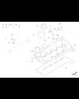Czujnik wałka rozrządu BMW E60N E70N E71 E81 E82 E83 E84 E90 F01 F10 F07 F12 F15 F20 F26 F30 MINI R60 - 13627803093